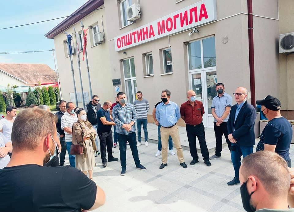 Мизрахи на средба во Могила и Кривогаштани
