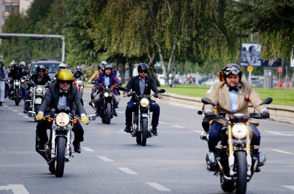 Стотина моторџии и годинава ќе продефилираат за да ја подигнат свеста за машкото здравје