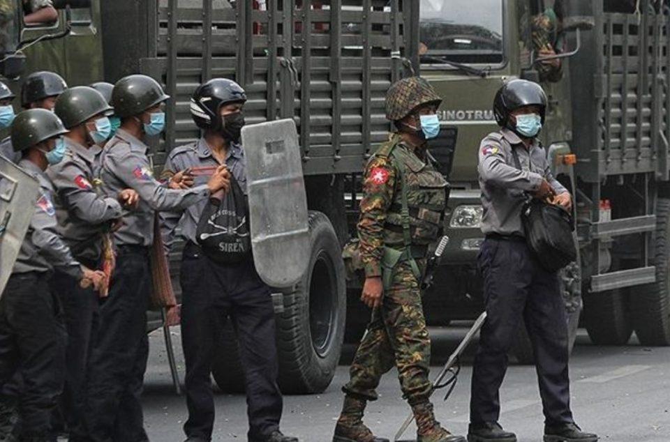 (ВИДЕО) Продолжува војната во Мјанмар, востаничките сили убија неколку војници на хунтата
