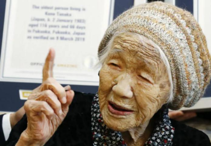 Најстарата жена има 118 години, секое утро прави 2 работи (ВИДЕО)