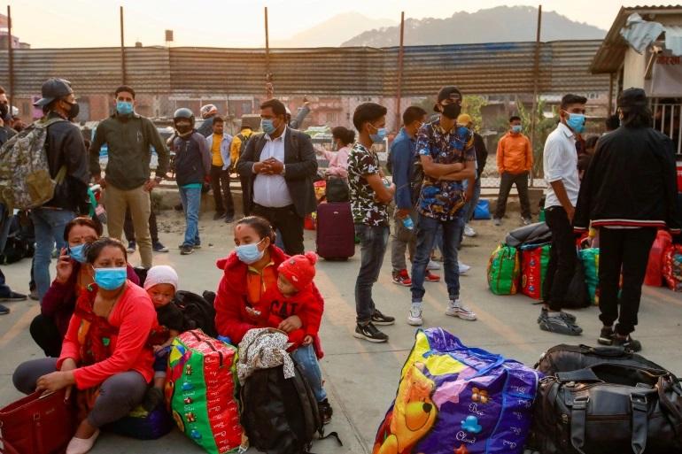 Ситуацијата со Ковид-19 во Непал е безнадежна