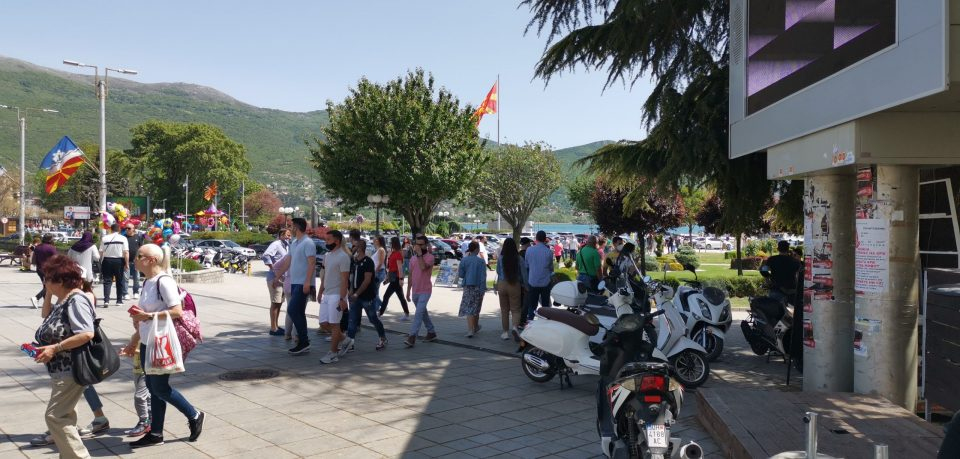 Охрид полн за продолжениот викенд