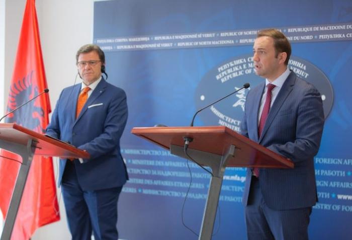 Османи – Мази: С. Македонија и Албанија заслужуваат  да ги почнат преговорите