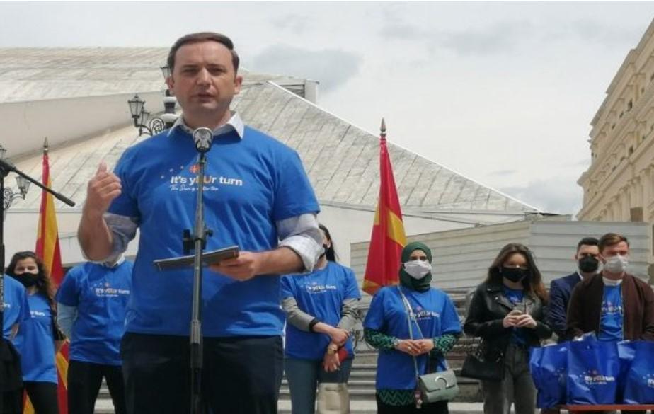 Османи: Дебатата за раздвојување на Македонија и Албанија за влезот во ЕУ е погрешна