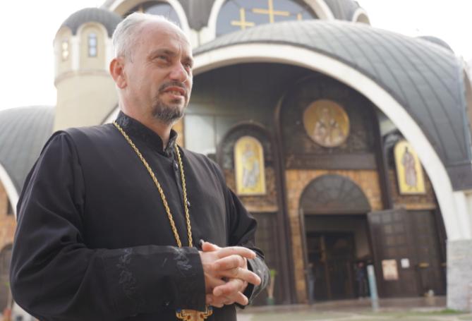 Отец Сашко Николовски: Христос да не воскреснеше, верата наша ќе беше празна