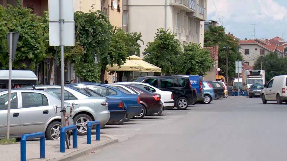 """""""Градски паркинг"""" – Скопје од утре со летно работно време"""