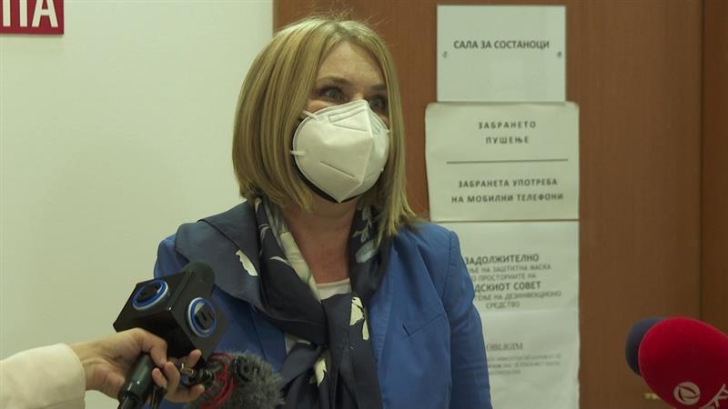 """Дали финансиската полиција испитала каде завршиле 1.600.000 евра """"позајмени"""" од сопругот на Црвенковска, прашуваат оштетените штедачи"""