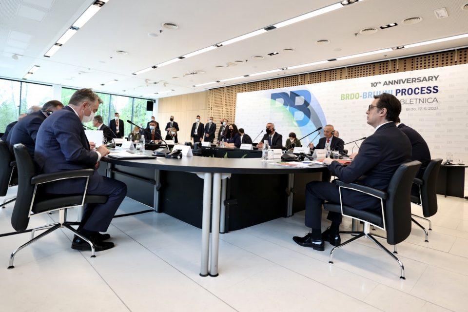 Декларација на лидерите од Западен Балкан: Итен почеток на преговори со Скопје и Тирана
