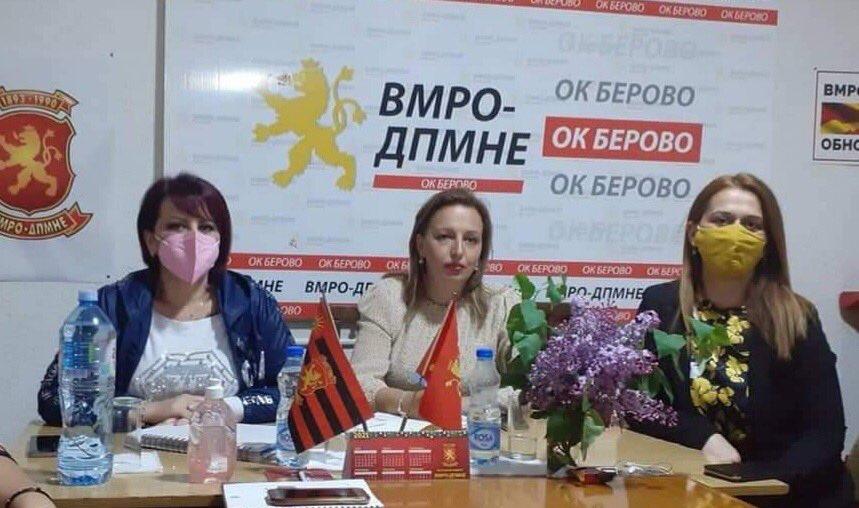 Пешевска во посета на Берово, Пехчево и Делчево
