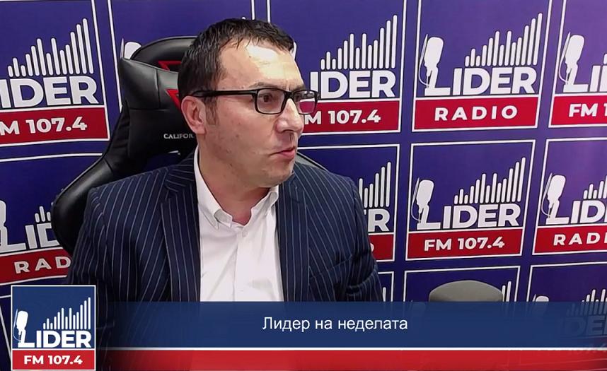 """(ВО ЖИВО) Петар Денковски гостин во """"Лидер на неделата"""""""