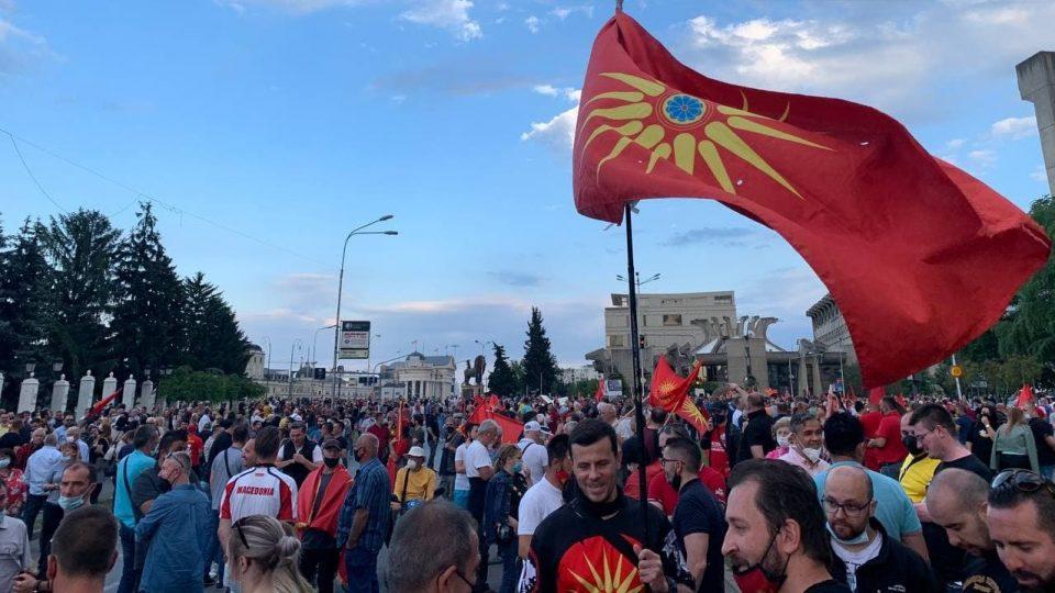 Мицкоски: Правда за жртвите на теророт на Заев, одиме до крај!