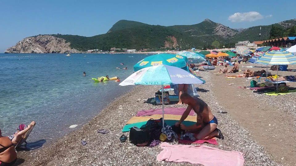 Хотелите на црногорското приморје се полни и до 60 проценти