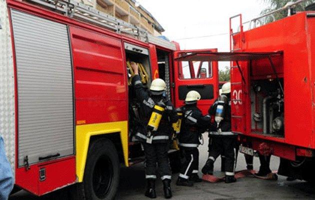Владата  и даде 5.000 литри гориво на Дирекцијата за заштита и спасување