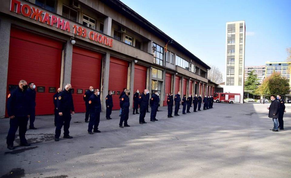 Кметовски: Не се следи доволно технолошкиот развој на опремата на противпожарните служби