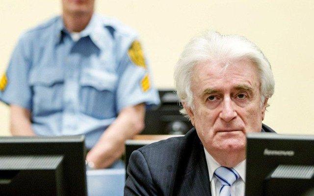 Радован Караџиќ се жали на нездрави услови во британскиот затвор