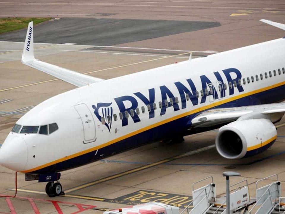 """""""Рајанер"""" ќе ја тужи Велика Британија за рестриктивните мерки за патувања"""