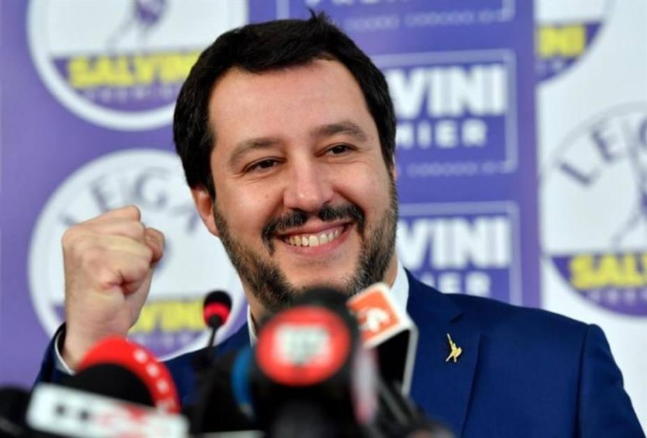 Салвини сака одбединување на европската десница: Европа не е ниту ЕУ, ниту еврото, Европа се милионите нејзини граѓани