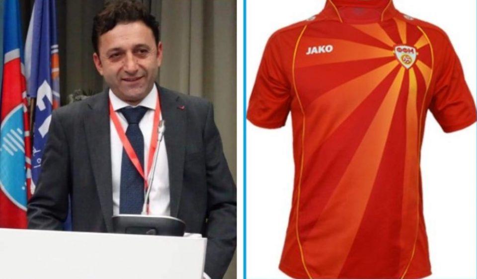 СЕЈДИНИ ПОТВРДИ: Македонија ќе игра на Европско со старите дресови!