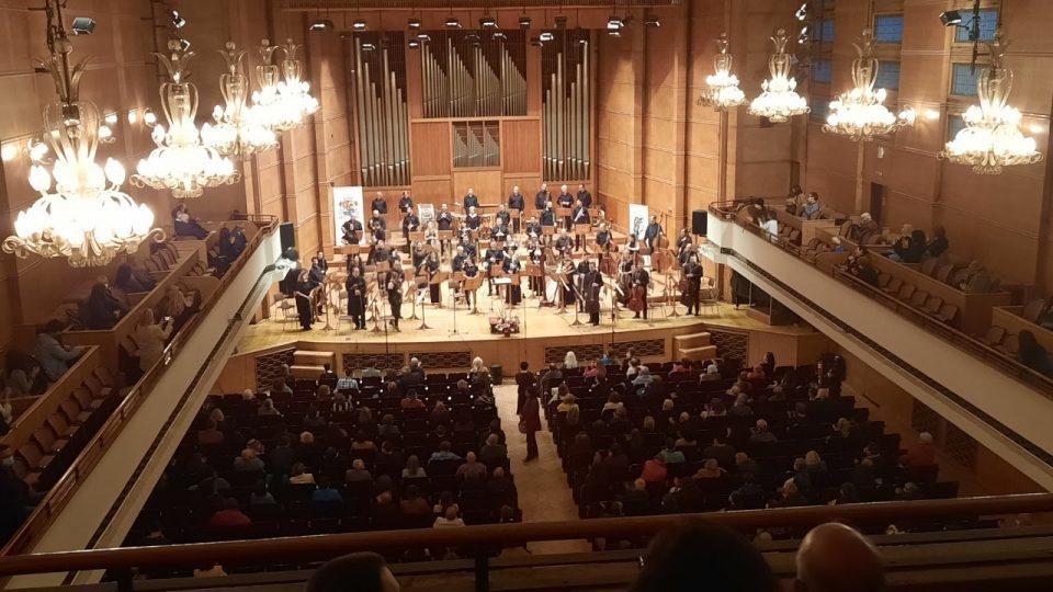 Маестрален концерт на Симон Трпчески во Софија
