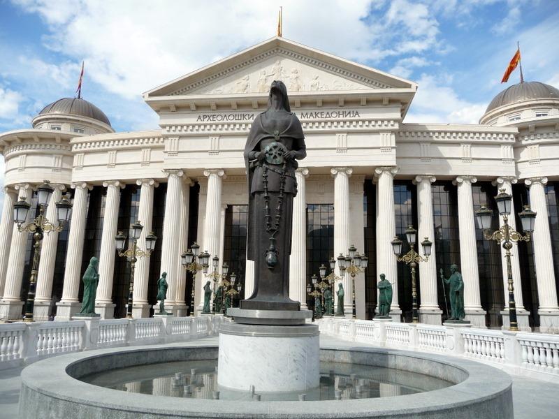 """Мицкоски за """"Скопје 2014"""": Јас сум повеќе по модернизмот"""