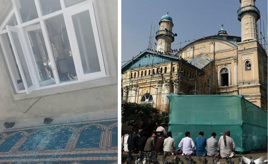 (ФОТО+ВИДЕО) ВОЗНЕМИРУВАЧКИ СНИМКИ: Експлозија во џамија – загинати најмалку 12 лица