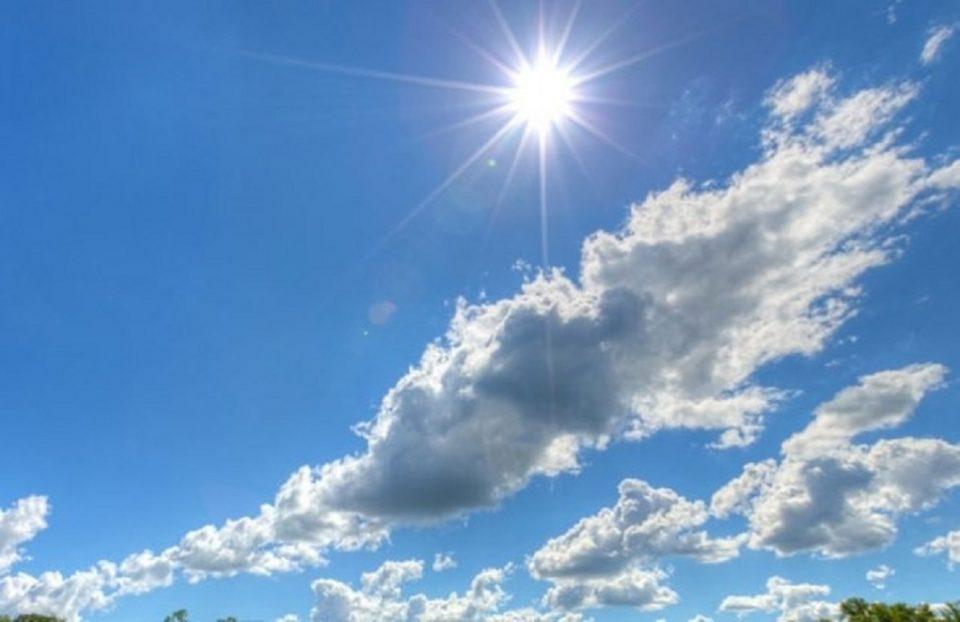 Времето ќе биде сончево и топло со температура до 34 степени