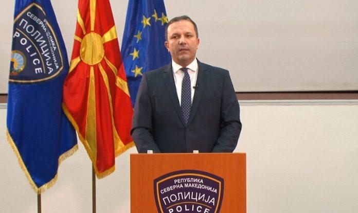 Спасовски со честитка до полицискиот синдикат