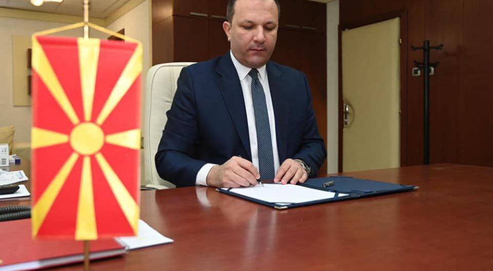 Се заложивме за севкупно подобрување на професионалните услови за работа на полициските службеници, вели Спасовски