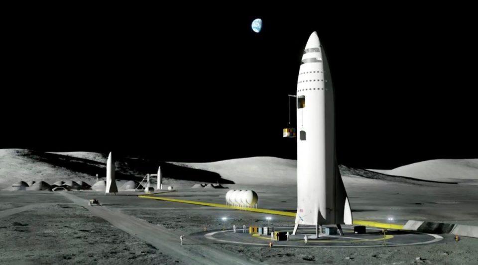 Спејс Икс ќе лансира сателит на Месечината финансиран со доџкоин