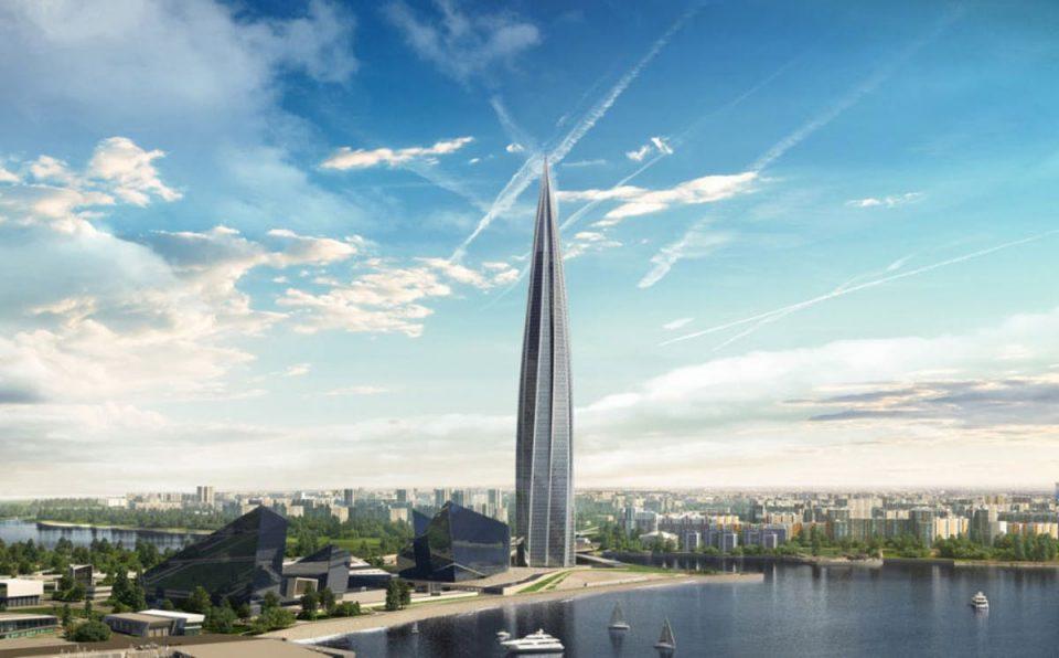 Санкт Петербург ќе биде дом на втората највисока зграда на светот