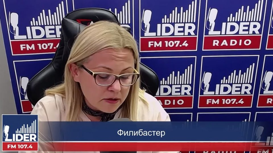 Стојаноска: Власта наместо да создаде поефикасно здравство, целосно го уништи!