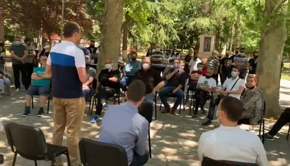Стојаноски: ВМРО-ДПМНЕ има решенија за сите проблеми во Македонија!