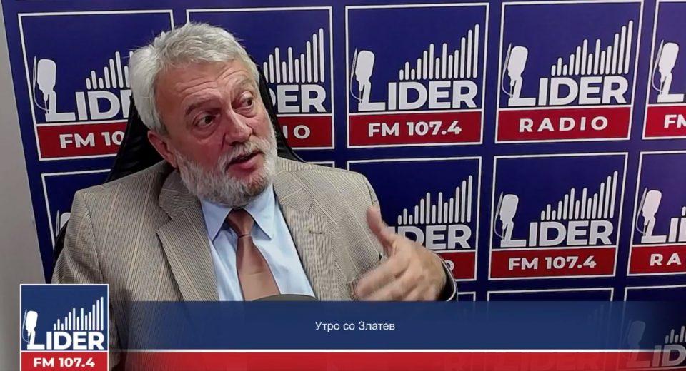 Ангеловски: СДСМ се обидува да го намали контото на гласови кај опозицијата