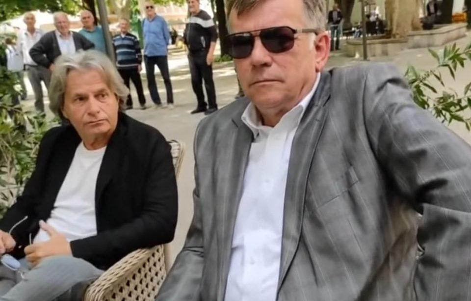 (ВИДЕО) Босанец  им се развика на мрзливите судии: Што правите во кафана?! На работа!