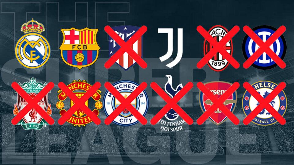 УЕФА отвори истрага против Реал, Барселона и Јувентус