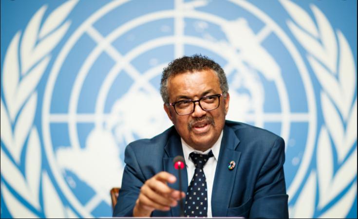 Гебреисус: Далеку сме од крајот на пандемијата