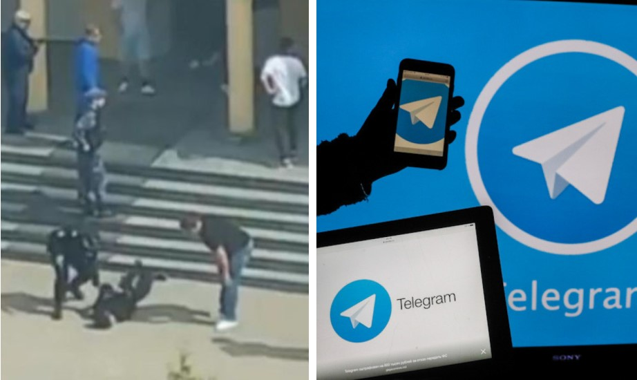 """ДЕТАЛИ ЗА МАСКАРОТ ВО КАЗАН: Напаѓачот имал 19 години и го најавил нападот на """"Телеграм""""!"""