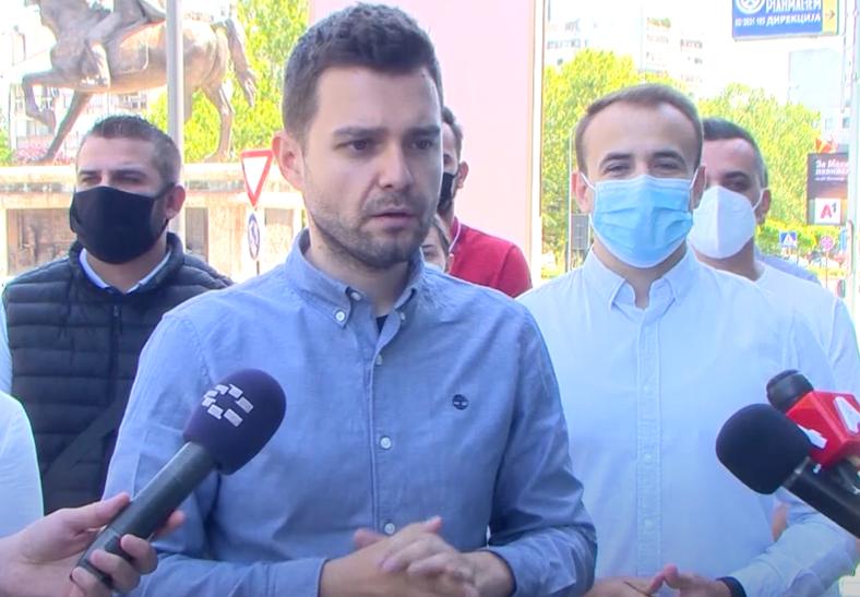Муцунски: Ѓорче Петров на наредните избори ќе добие одговорна и современа општинска власт