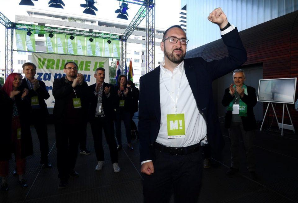 Томашевиќ избран за нов градоначалник на Загреб: Со гордост ќе го поведам градот кон подобра иднина