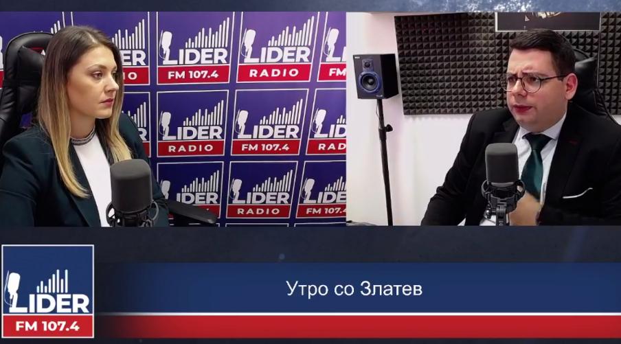 """(ВО ЖИВО) Марија Митева гостин во """"Утро со Златев"""""""