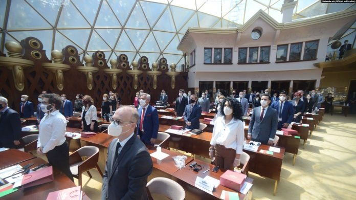 """Пратениците на ВМРО-ДПМНЕ на обука со фондацијата """"Конрад Аденауер"""""""
