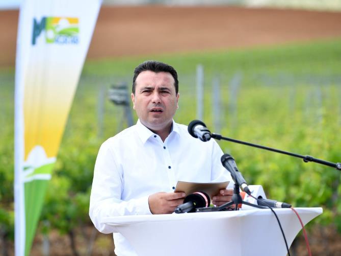 Заев за распродажба на државно земјиште: Средствата  ќе се искористат за развој на земјоделието