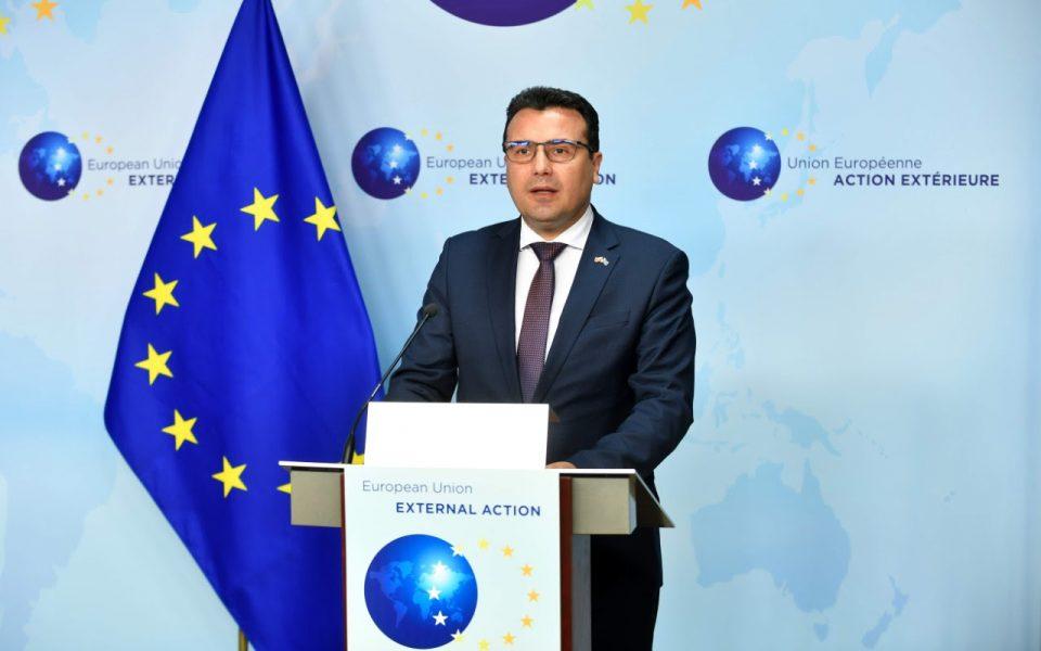 Заев е оптимист: Првата меѓувладина седница можно е да се одржи на 23 јуни