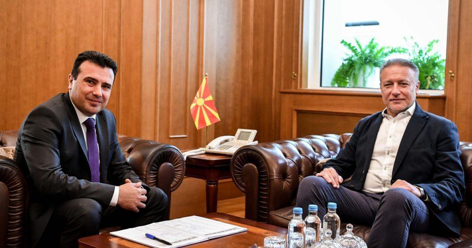 Заев: Црвенковски не може да биде друго освен СДСМ, не верувам дека ќе формира партија