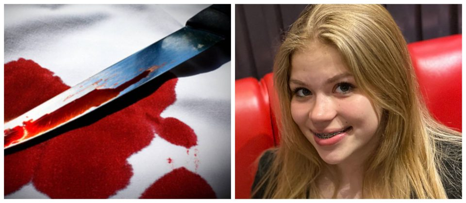 ХОРОР: Тинејџер до смрт ја избол својата девојка 114 пати
