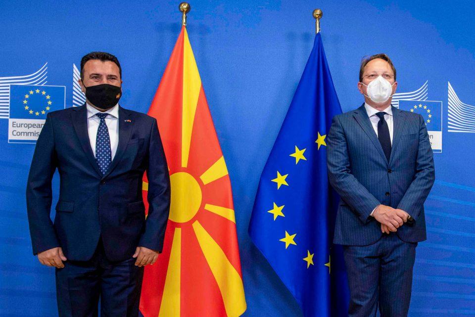 Заев – Вархеји: Идентитетот не може да биде причина за блокада на евроинтеграцијата