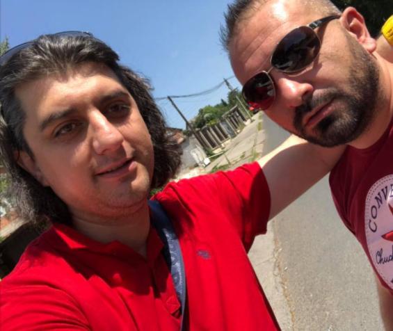 """Камер Идризи – познат на МВР бил едно од лицата врз кои беше пукано во """"Александар Палас"""""""