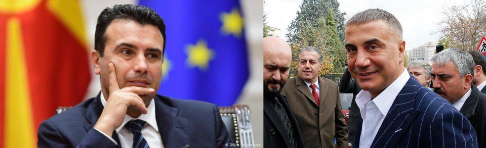 ВМРО ДПМНЕ: Зборот на Пекер наспроти зборот на Заев, а од искуство не може да му верува на зборот на Заев