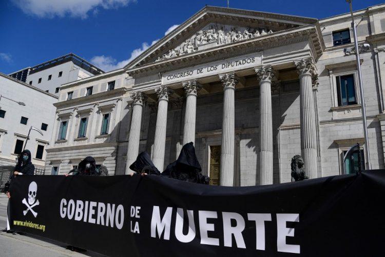 Шпанија стана четвртата земја од ЕУ која дозволи потпомогнато самоубиство во одредени околности