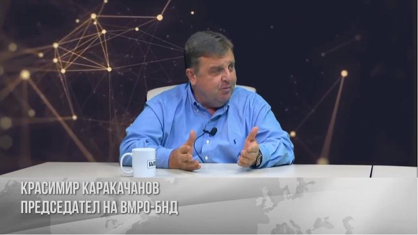 Каракачанов навива за Македонија во фудбал: Ова е тимот на втората бугарска држава